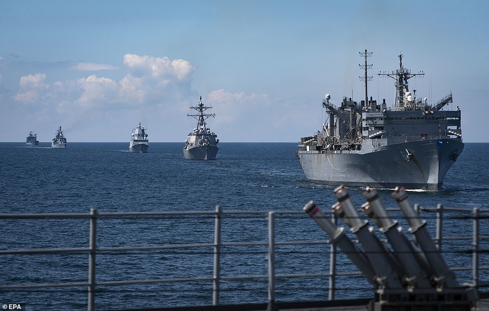 NATO's Baltic Operations 2020 Military Drills Under Way