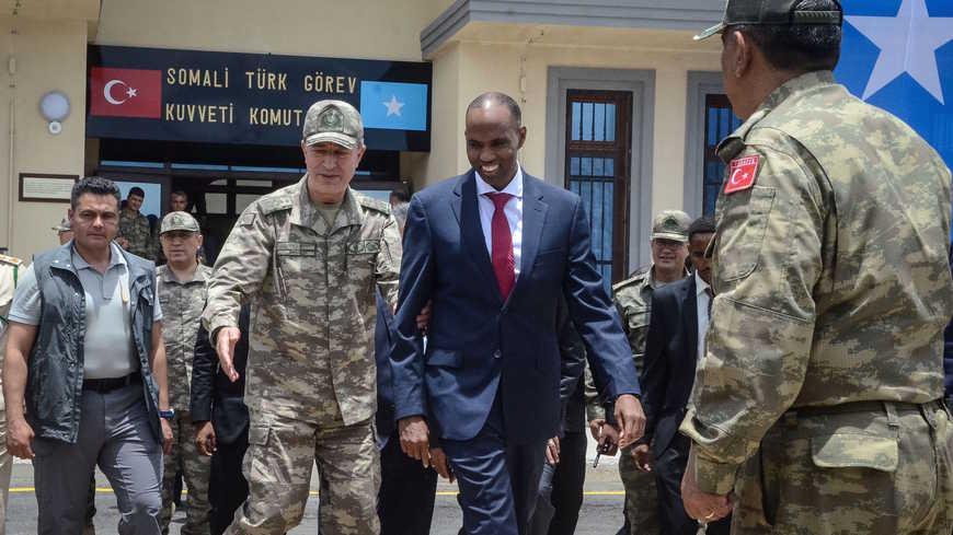 Suicide Bomber Attacks Turkish Military Base In Somalia