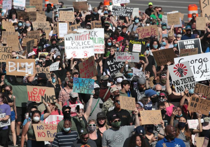 At Least 11 Killed In U.S. Protests So Far, As Violence Appears To Escalate