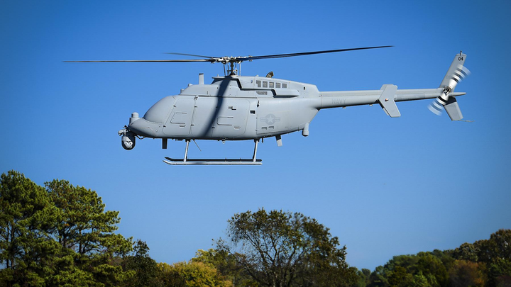 Northrop Grumman To Install New Radar Aboard Navy's Unmanned Helicopters