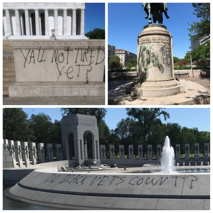 Vandalism And Removal Of Monuments In United States: History Rewriting As Sign Of Deepening Rift In Society