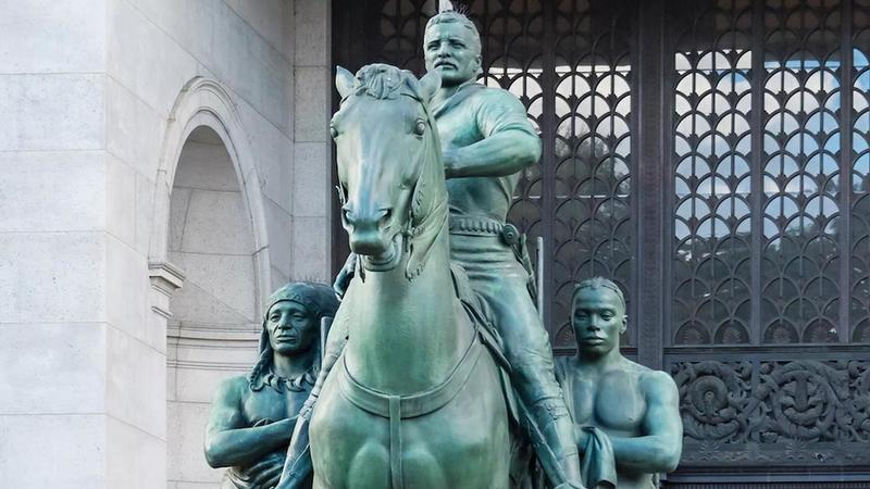 Statue Of Theodore Roosevelt Latest Casualty Of 'Politically Correct' US Protests