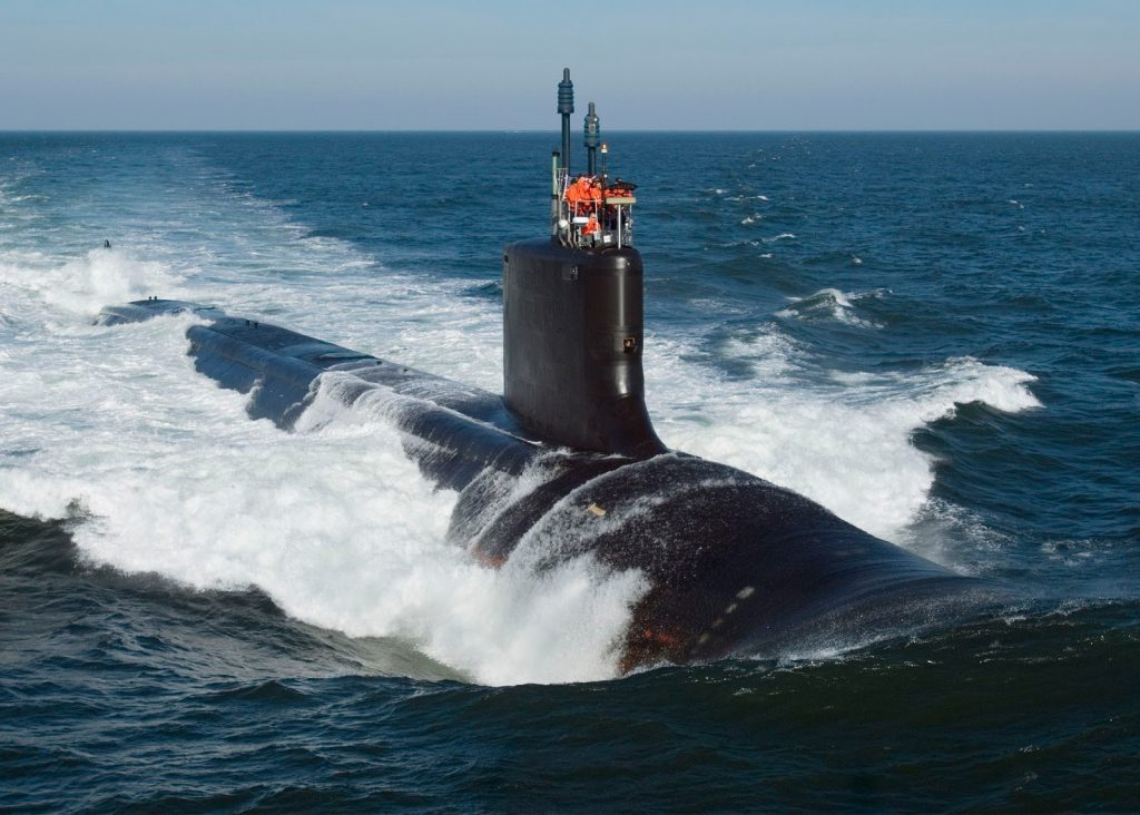 US Federal Prosecutors Claim Company Provided Faulty Steel For Navy Submarines
