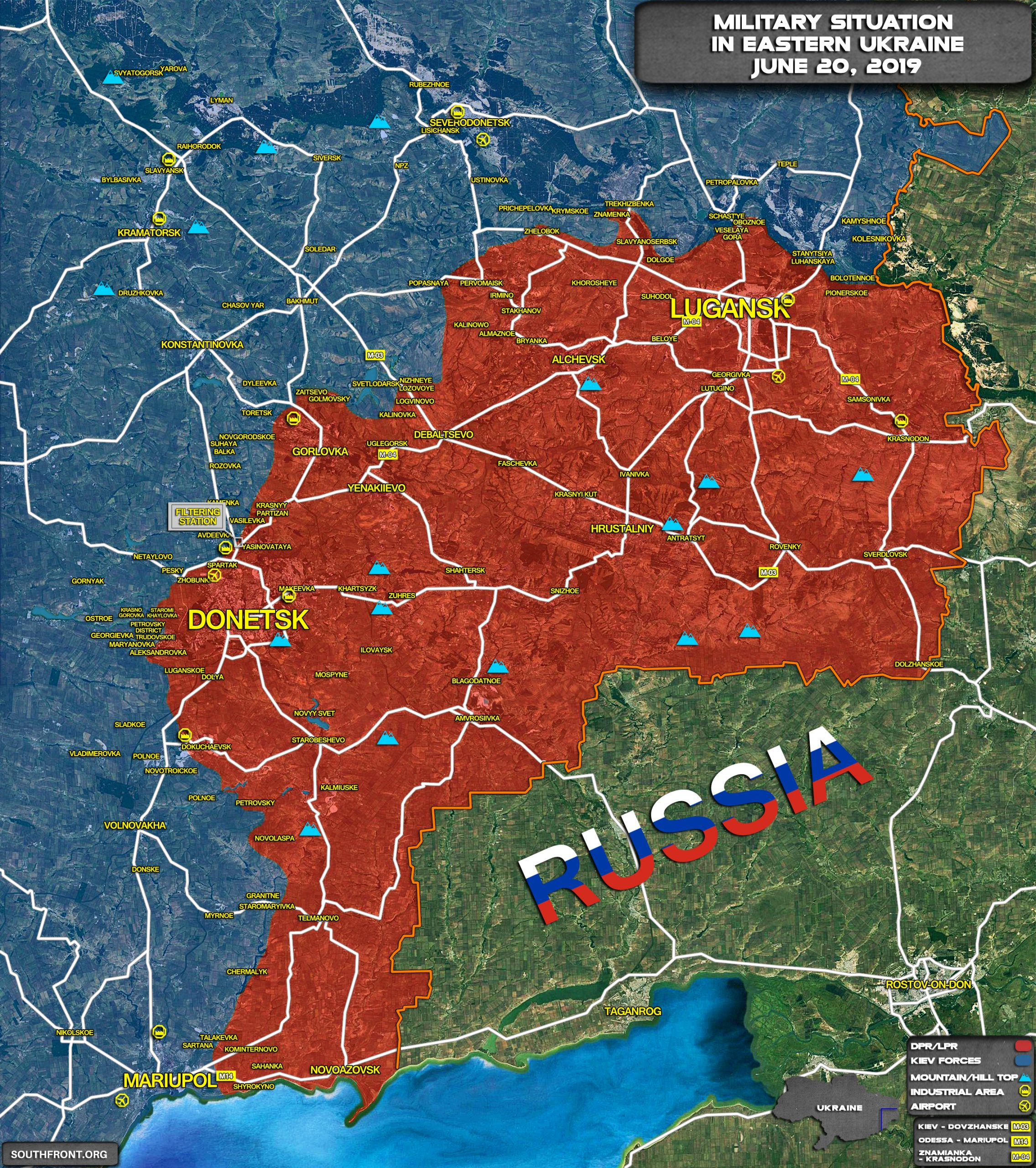 European Somalia: 30th Attempt To Impose 'Complete' Ceasefire In Eastern Ukraine And Why It Is Doomed To Failure