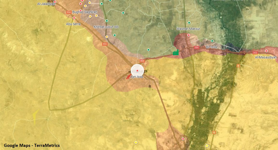 Syrian Army To Expand Its Presence In Northern Raqqa Under New Agreement With SDF