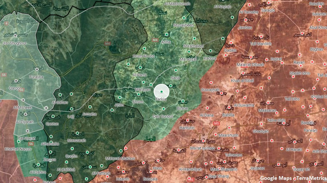 Turkish Military Establishes Another Post In Southern Greater Idlib