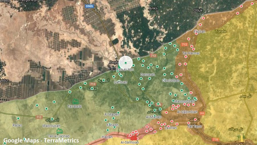 Tensions Grow In Turkish-Occupied Ras Al-Ain