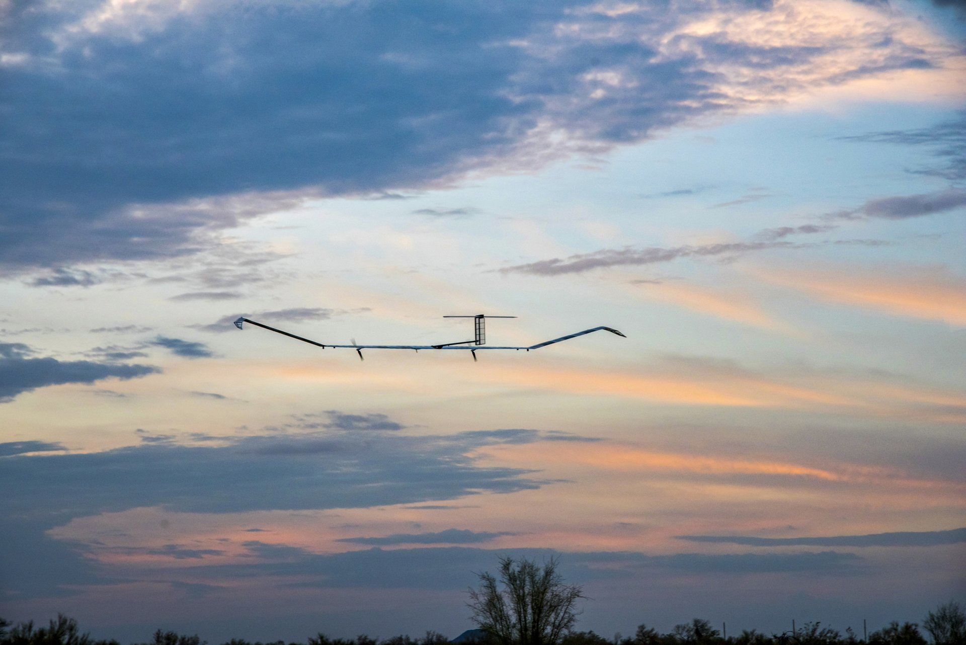 Global Focus On Solar-Powered High Altitude Long Endurance UAVs