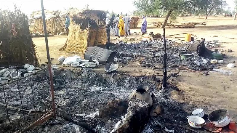Militant Attacks In Nigeria and Niger Leave Dozens Dead