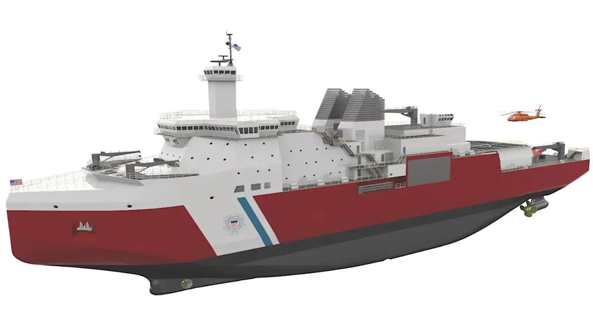 Trump Issues Memo On Developing U.S. Icebreaker Fleet