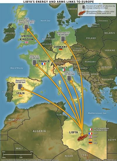 LIBYA – BONE OF CONTENTION FOR NATO