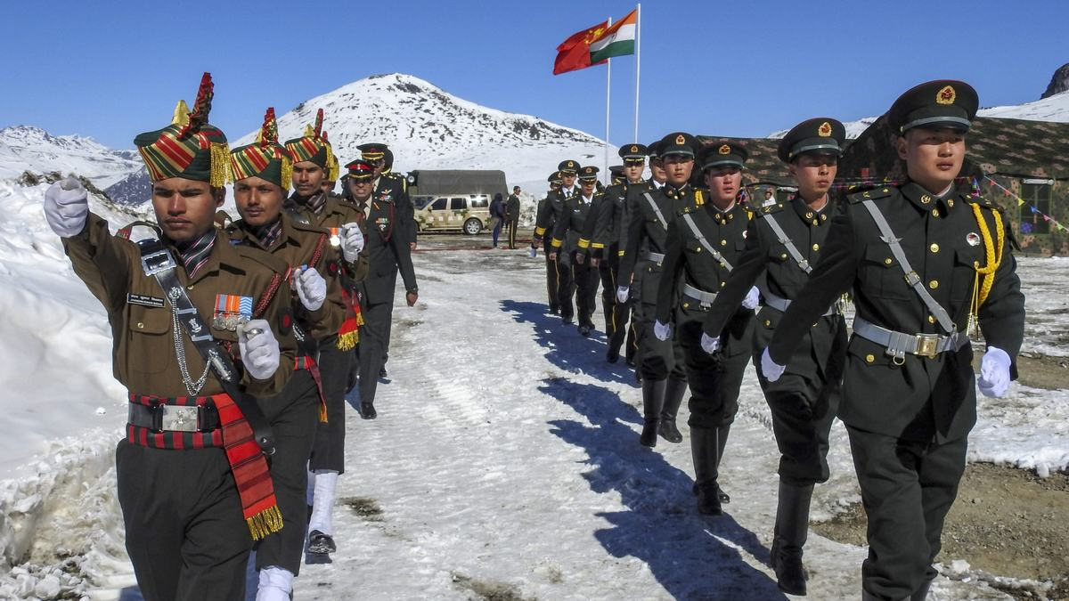 India And China Making Significant Progress In Easing Tensions On The Border
