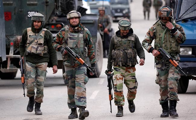 Indian Security Forces Kill 8 Militants In Two Operations In Kashmir