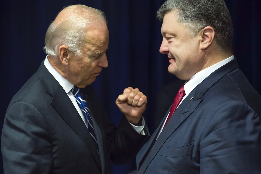 Additional Conversations Between Poroshenko And Biden Released, Focused On IMF and Visa-Free EU Regime