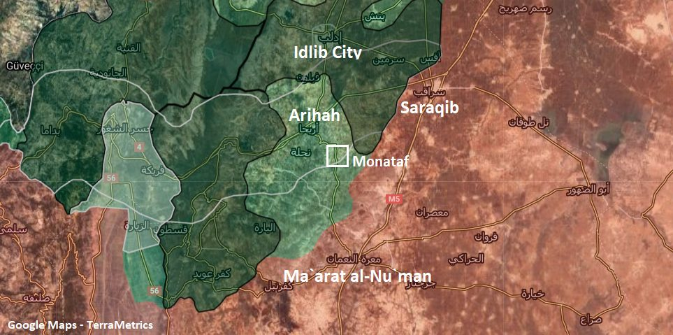 Turkish Military Establishes 63th Post In Syria's Greater Idlib (Video, Map)