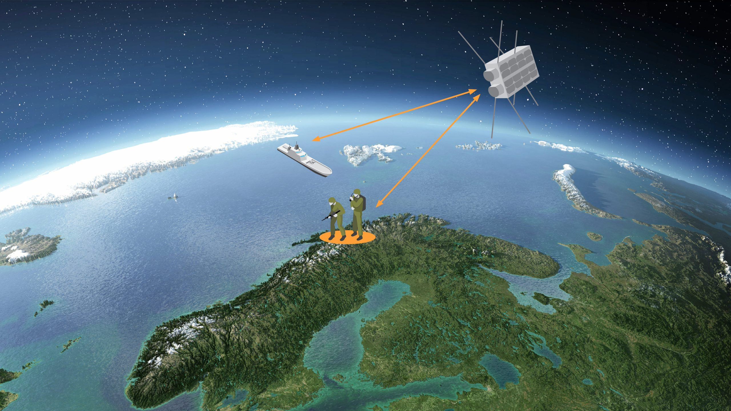 Norway To Test Nanosatellites For Tactical Use In The Arctic