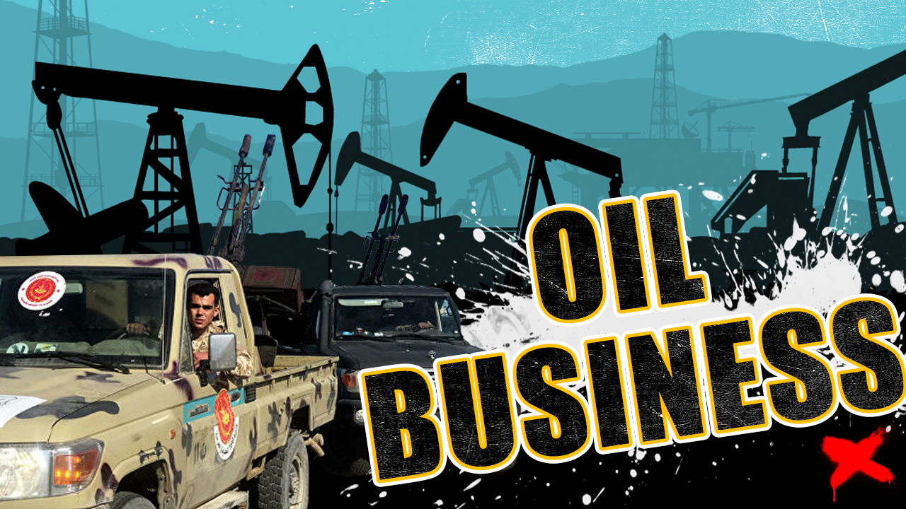 The Insurgency Against Big Oil