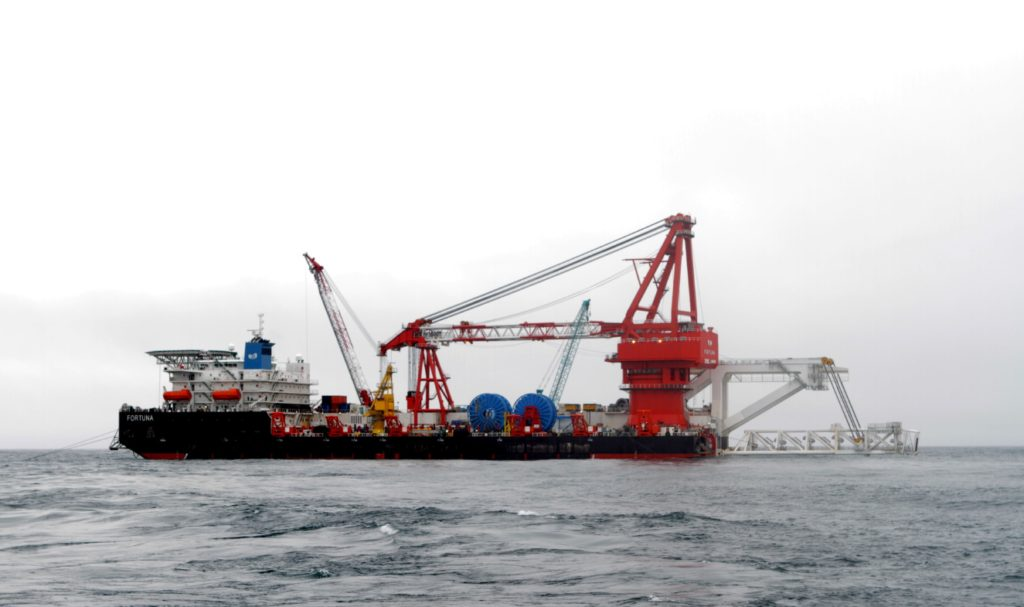 Nord Stream 2 Requests Permission To Use Different Type Of Pipe-Laying Vessel To Complete Construction