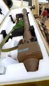 GNA Forces Capture Loads Of Weapons From Libyan Army South Of Tripoli (Videos, Photos)