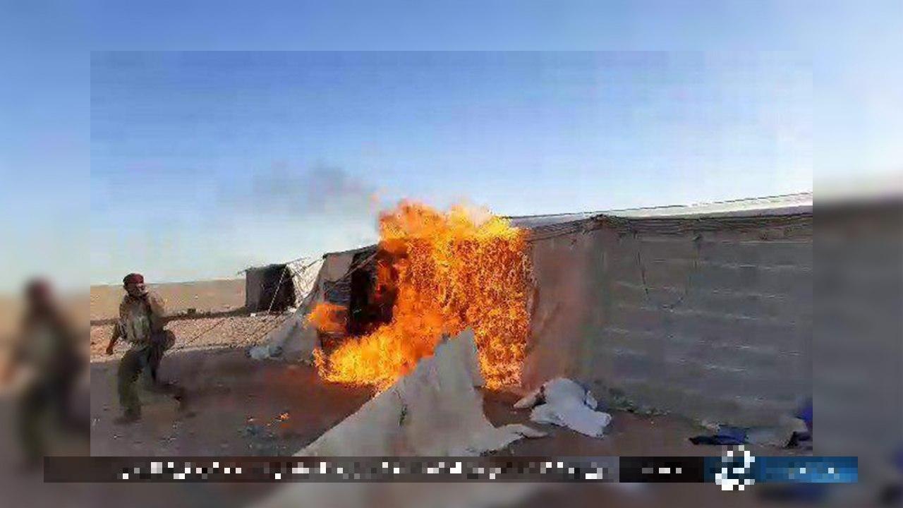 ISIS Terrorists Raid Tribal PMU Gathering In Western Iraq (Photos)