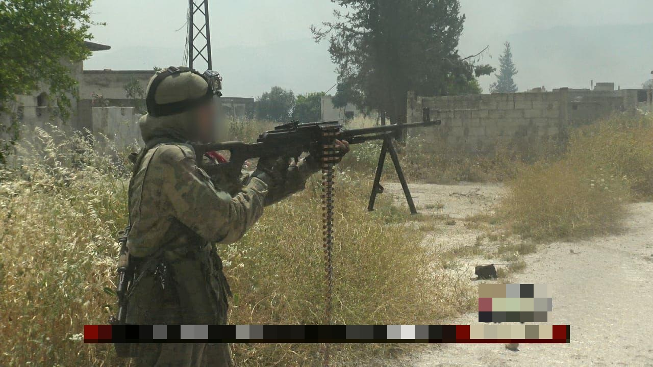 Al-Qaeda Operations Room In Greater Idlib Releases Photos Of Recent Attack On Syrian Army