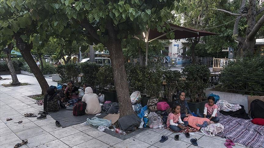 Turkey Abuses Migrants And Blames It On Greece