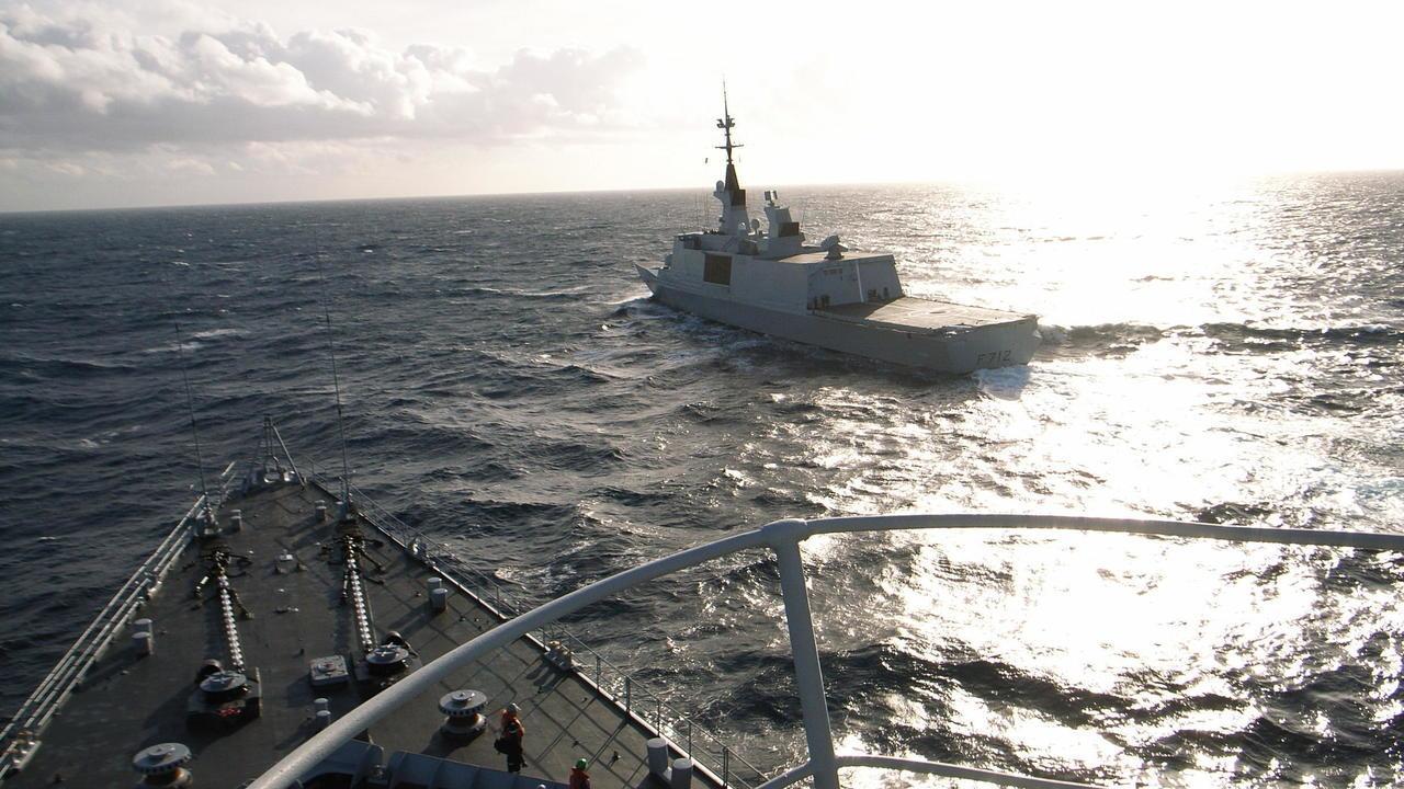 French President Macron Opposes Turkish Operation In Libya Following Warship Standoff