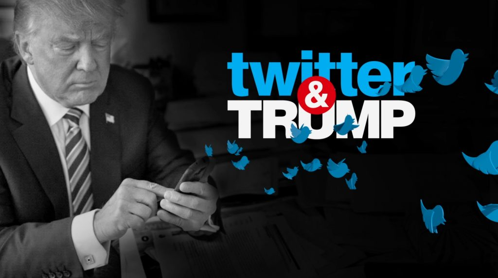 US President Donald Trump Caught Out In Twitter Rebound