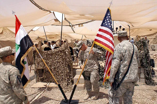 U.S. And Iraq Release Joint Statement Loosely Outlining Troop Withdrawal And Other Issues