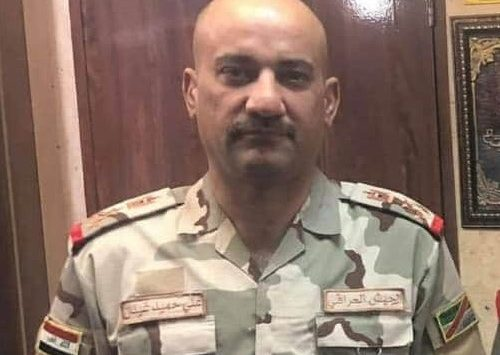 Senior Iraqi Army Officer Killed In Clashes With ISIS Terrorists Near Baghdad