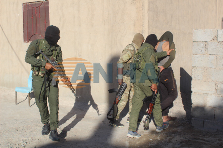 SDF Continues Large-Scale Operation In Deir Ezzor, Arrests ISIS 'Emir' (Video, Photos)