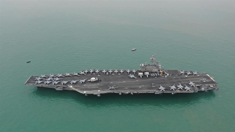 """China Touts """"Aircraft Carrier Killer"""" Missiles As US Supercarriers Operate In South China Sea"""