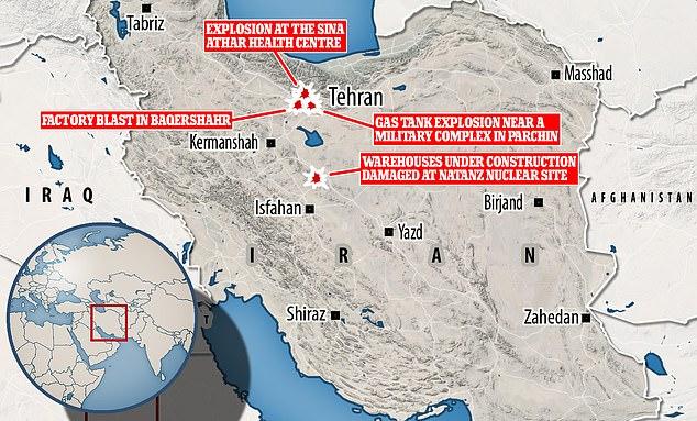 Un'altra esplosione mortale colpisce la struttura industriale in Iran