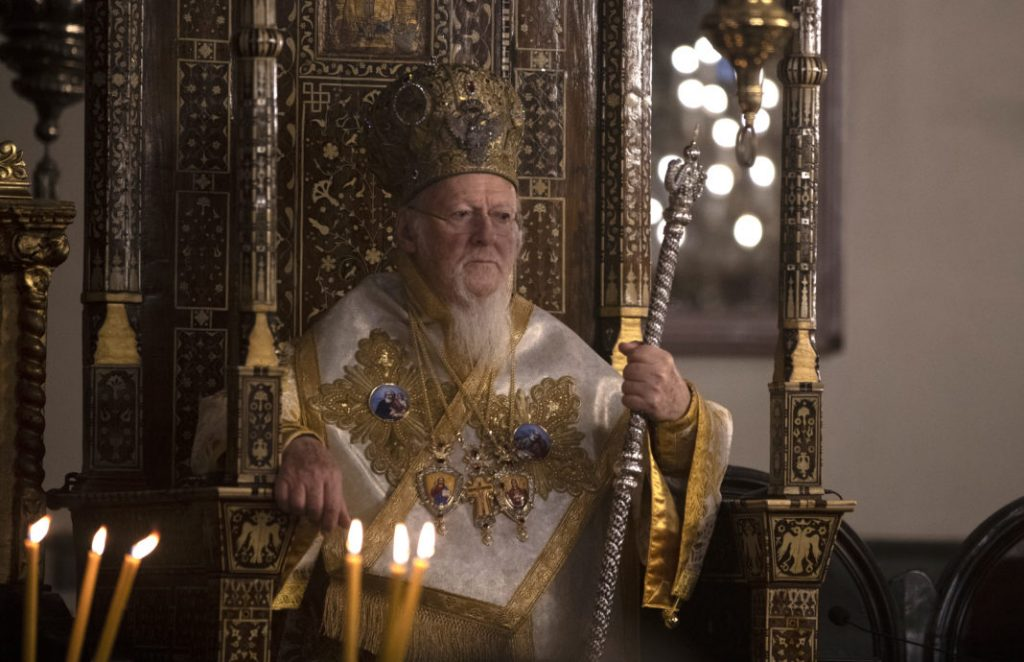 """""""All People Are Equal, But Some People Are More Equal Than Others"""" – Ecumenical Patriarchate"""