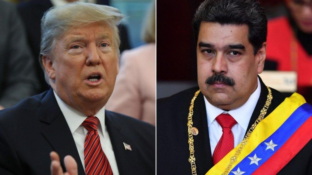 "Trump: Something Big Will Happen With Venezuela & ""We'll Be Very Much Involved"""