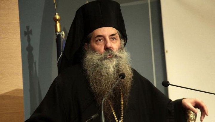 Turning Of Hagia Sophia Into Mosque Is Sign Of Weakness Of Orthodox World: Metropolitan Seraphim