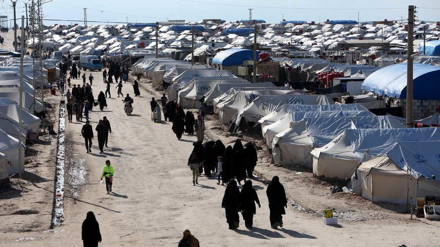 "UN: 700 Die In Syrian Camp For ISIS Families - ""Explosive"" Situation For Renewed Terrorism"