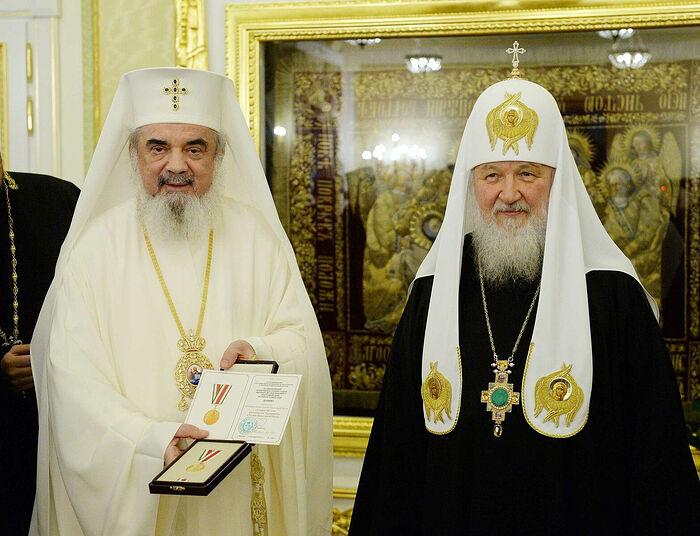 Ukrainian Schismatics Trying To Spoil Relations Between Russian And Romanian Churches—Russian Church Rep