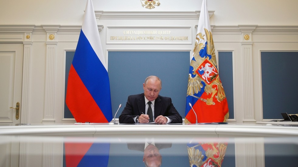 Russia Withdrew From Open Skies Treaty