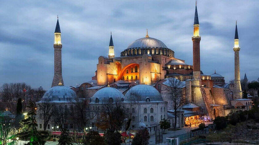 Erdogan Is Footstep Away From Turning Hagia Sophia Back Into Mosque