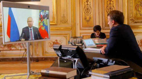 Haftar Thanks France While Macron Denies Any Military Presence In Libya