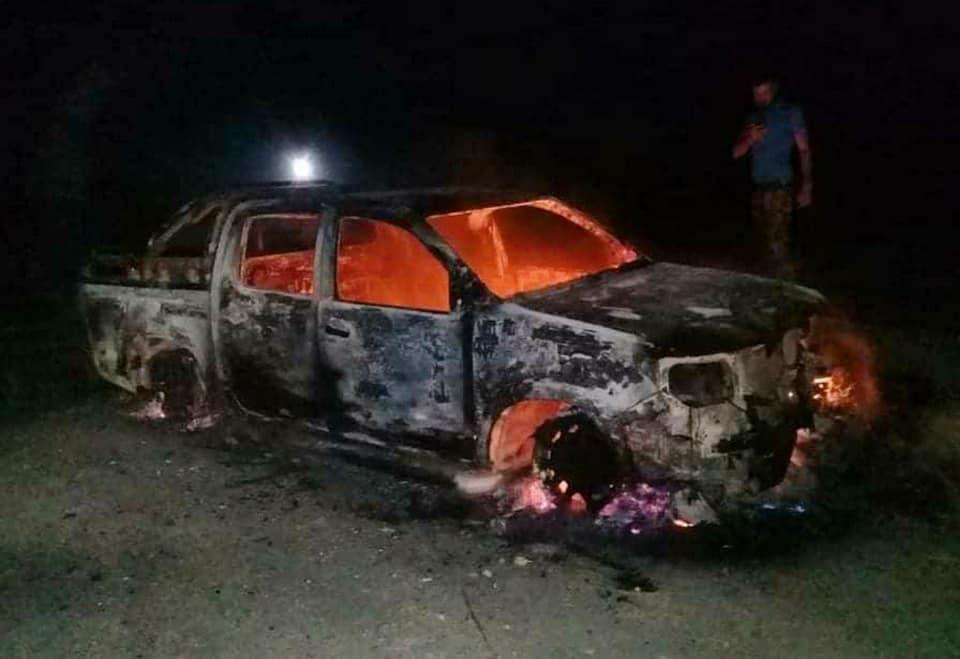 Senior Syrian Army Officer Assassinated In Southern Deir Ezzor (Photos)