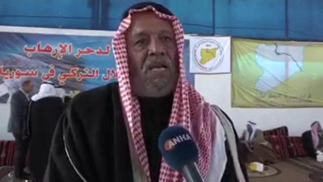 ISIS Assassinated Syrian Tribal Leader Who Wrote Poem Praising Donald Trump