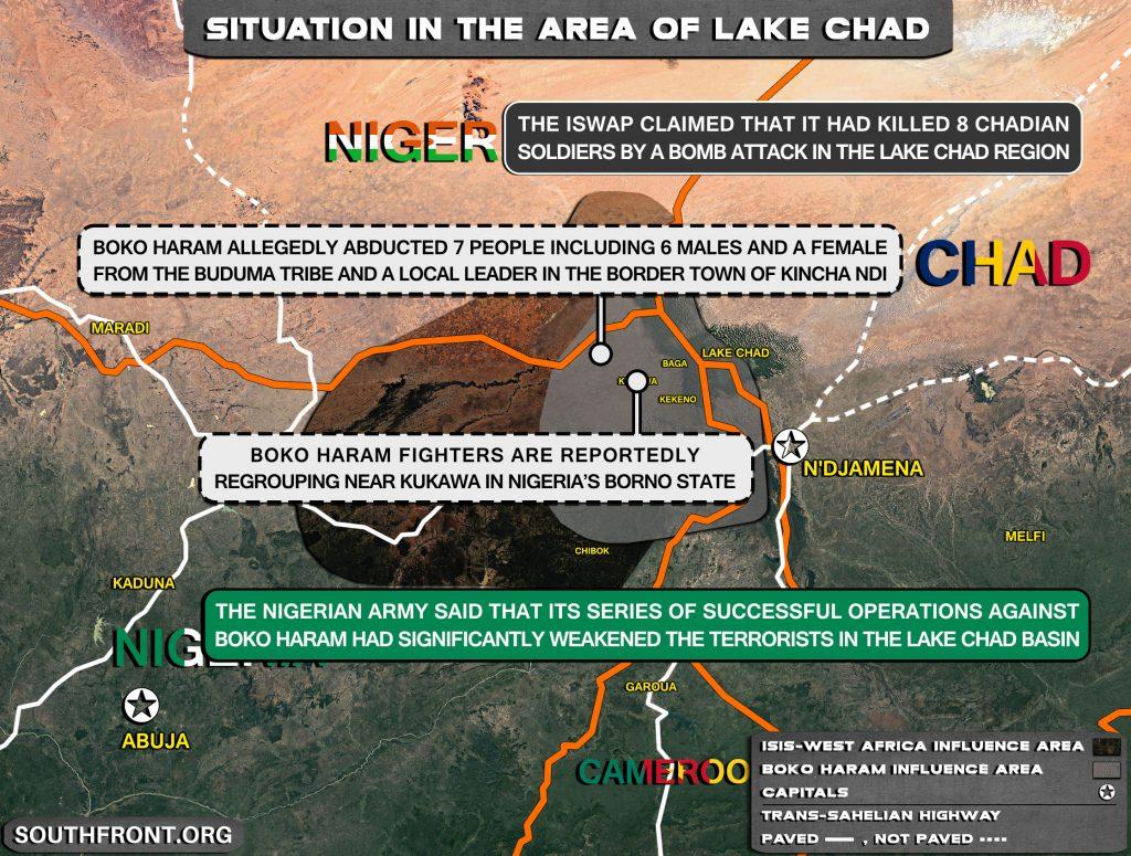 Nigerian Warplanes And Attack Helicopters Hunt Down Terrorists In Zamfara State (Video, Map)