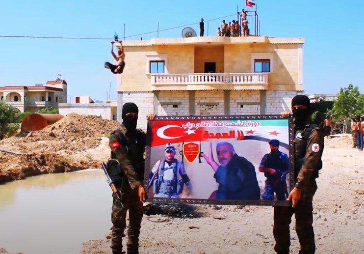 """Turkish-Backed Syrian """"Patriot"""" Group Releases Hype Recruitment Video"""