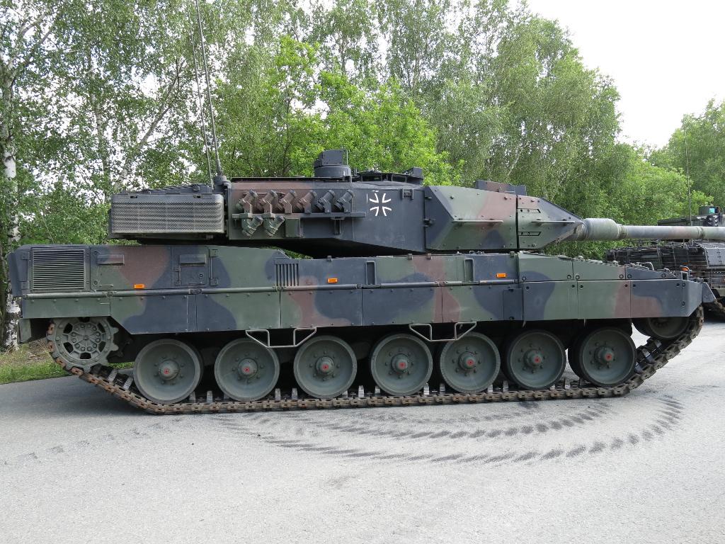 Main Battle Tank Development Concept Of German Army (Part 1)