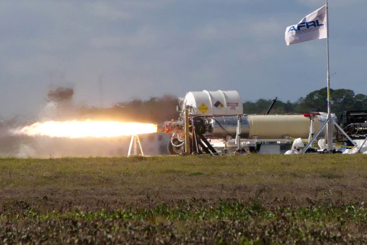 """Pentagon On """"Aggressive"""" Track To Quickly Develop Offensive Hypersonic Weapons"""