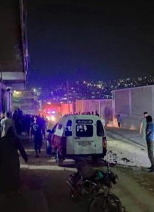 Three  Killed, Injured In New Afrin Explosion (Video, Photos)