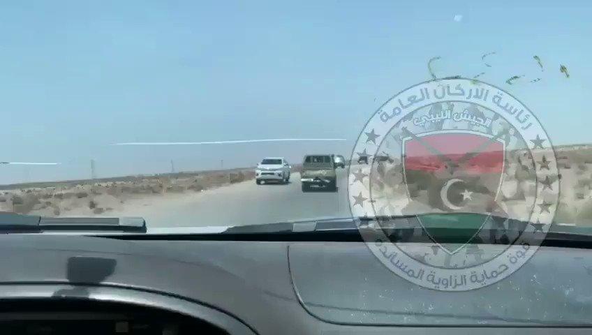 Turkey Works On Establishing Permanent Base At Libya's Al-Watiya