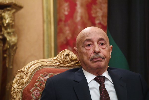 New Leader For Libya